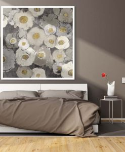 Mazzo di fiori in stile bohémien