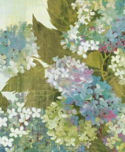 Cespuglio di garofani fiorito