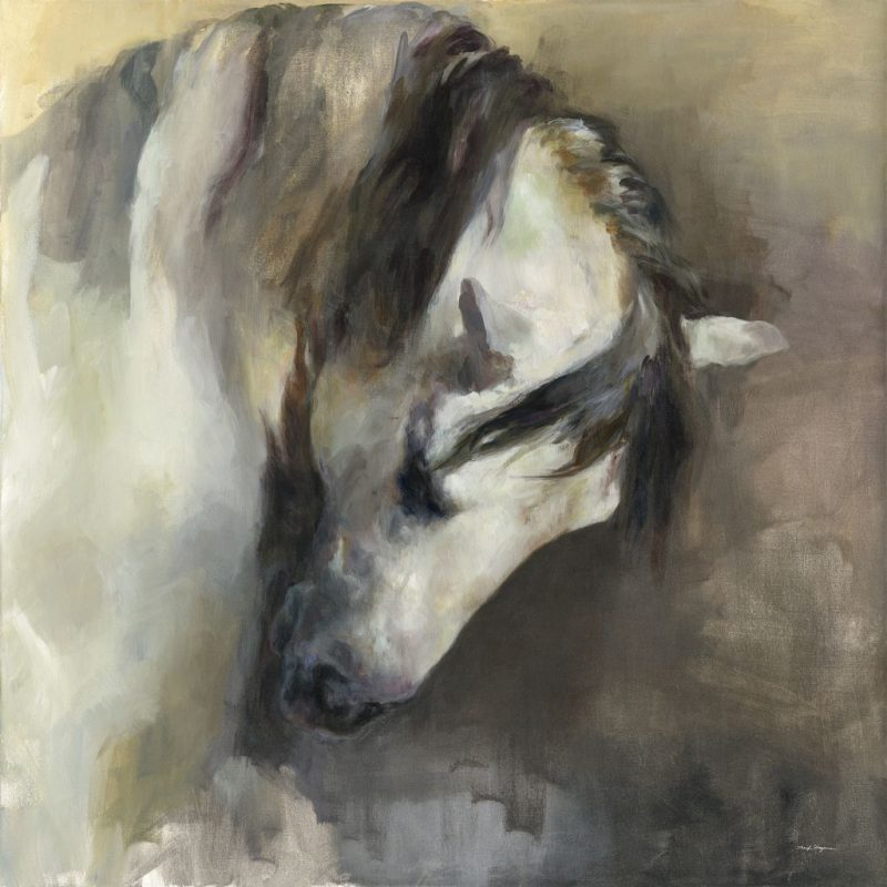 MARILYN HAGEMAN - Classical Horse II - ART+PLUS vendita stampe su ...