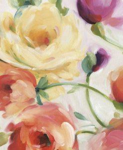 Dettaglio di un mazzo di rose