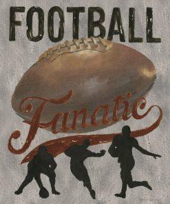 Composizione a tema football americano