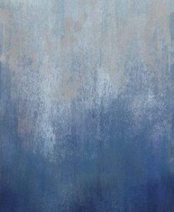 Sfumatura verticale dal blu all'argento
