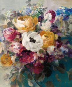 Bouquet in stile vintage
